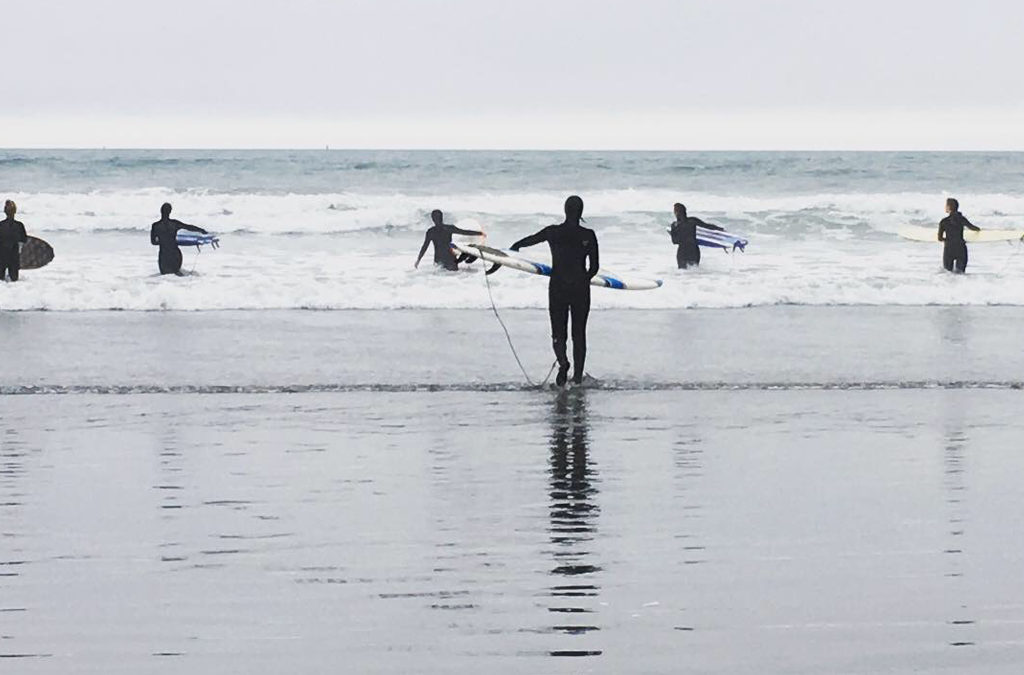 Where to Catch Humboldt Surfers in Action