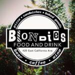 Blondie's Food and Drink