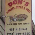 Don's Donuts Pizza & Deli