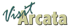 Visit Arcata! Logo
