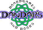Dandar's Boardgames and Books