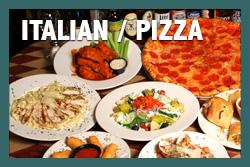 Italian/Pizza