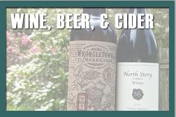 Wine Beer & Cider