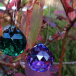 Dancing Sun Crystals
