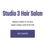 Studio 3 Hair Salon